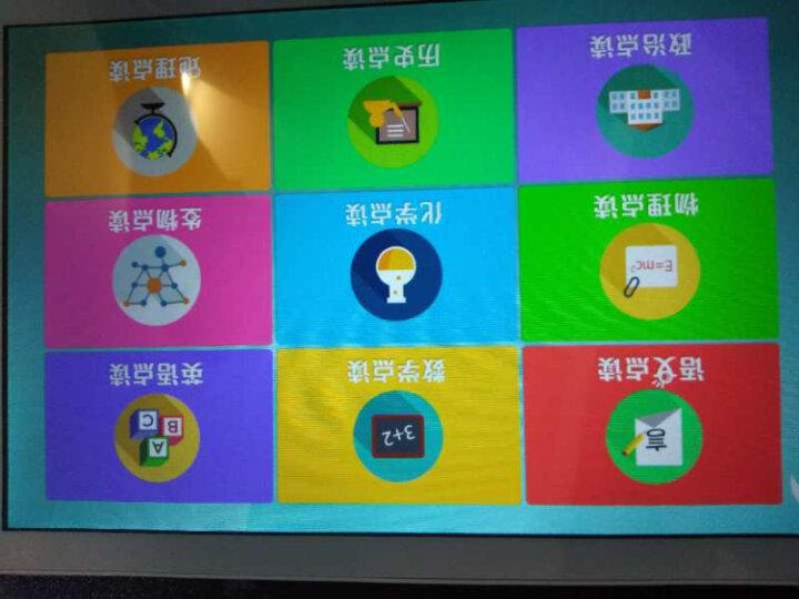 智力快车 八核学习机2+32G平板电脑幼儿小学初中高中同步点读机学习电脑儿童学生英语家教机 升级八核(2GB+32G版)+32G+儿童电话手表 晒单图