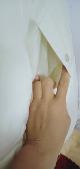 宏资琦 棉服女2019新款韩版学生宽松bf棉衣棉袄面包服冬季原宿短款棉服外套女潮 乳白色 M(码数正规) 晒单图