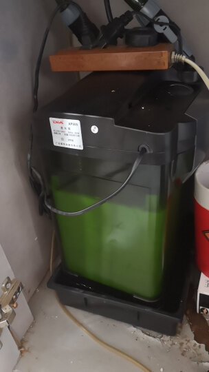 JEBO佳宝805 鱼缸水族箱过滤桶水族箱外置过滤器25W 3层过滤大型过滤桶 90-1米 佳宝805进水硬管加长20厘米 晒单图