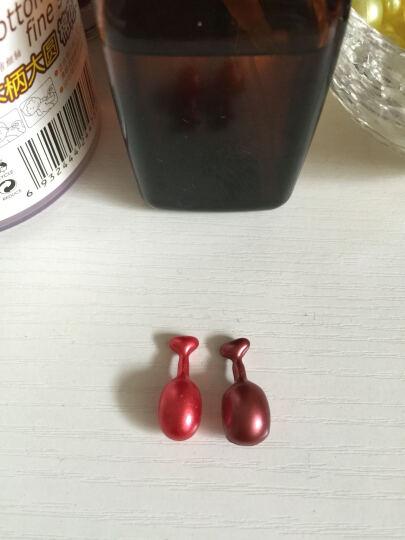 德国Balea芭乐雅精华胶囊透明质酸玻尿浓缩精华液绿茶海藻保湿舒缓 芭乐雅玻尿酸浓缩精华液红色三盒 晒单图