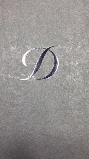 S.T.Dupont 法国都彭 钯金马蹄针扣牛皮腰带 男士皮带6920120 晒单图