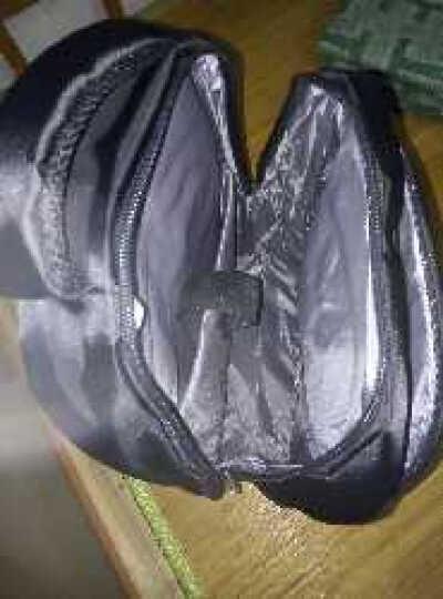 摩奇思【MOKIS】 双肩商务电脑包15.6英寸时尚潮流双肩包防泼水 MKBB021-D 黑色 晒单图