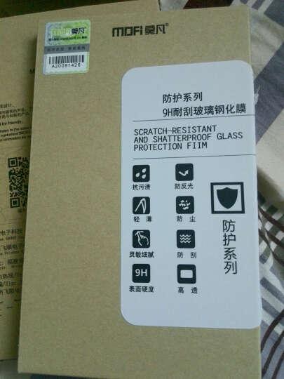 莫凡 小米5手机壳防摔保护套翻盖皮套硅胶全包壳适用于小米5s Plus/小米5splus 气质银/小米5S Plus 晒单图