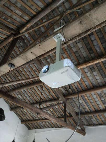 宏碁(Acer)彩绘 H5382BD 投影仪 投影机家用(高清宽屏 3300流明 蓝光3D 六段色轮) 晒单图