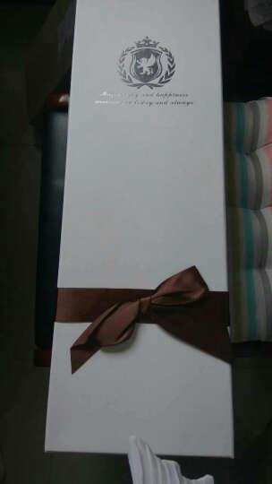I'M HUAHUA 99朵玫瑰花香皂花礼盒同城保鲜花速递全国生日情人节礼物送女友永生花 21朵粉玫瑰香皂花礼盒 晒单图