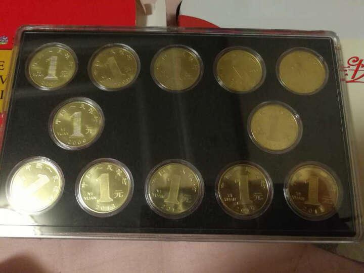 灿网藏品  一轮十二生肖流通纪念币 生肖纪念币 2011 兔年 晒单图