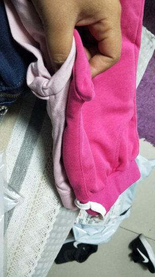 俞兆林(YUZHAOLIN) 春夏季新款儿童长裤男女童外出百搭裤子 背后大口袋-宝蓝 140CM 晒单图