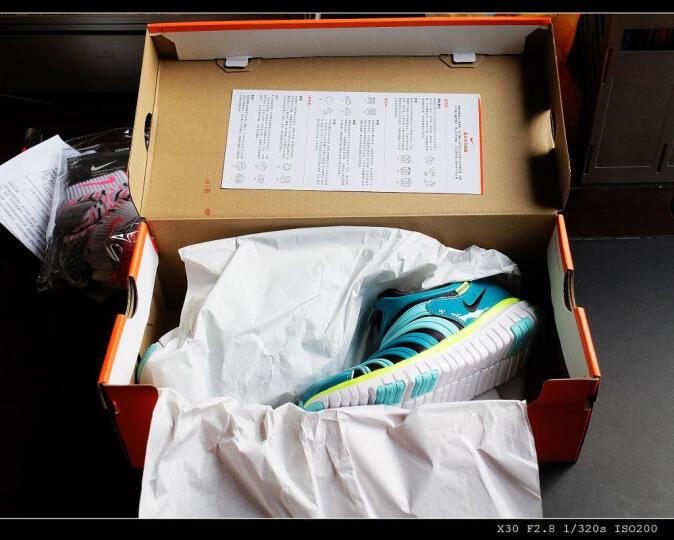 NIKE耐克男童女童童鞋 NikeDYNAMO 毛毛虫男女运动鞋时尚休闲鞋 343738 加绒款 紫色AA7216-501 11C/28码/脚长17cm 晒单图