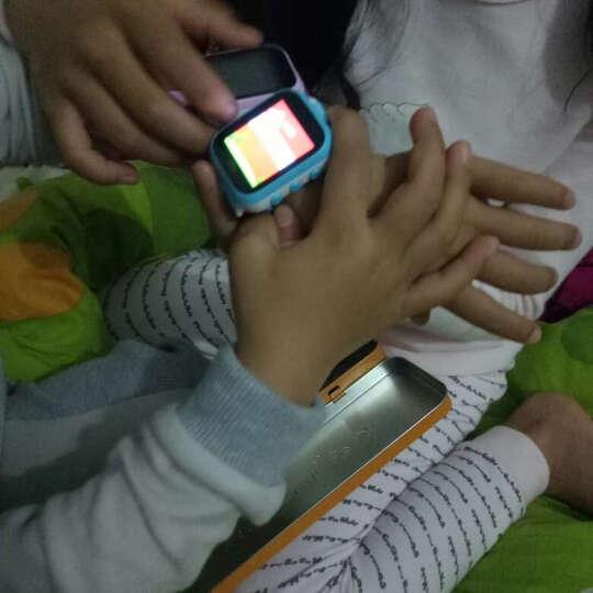 联语(LIANYU) 【信号增强版】联语好奔系列智能手表儿童智能电话手表手机防水定位电话插卡学生 天空蓝升级版(生活防水+信号增强+文具铁盒包装) 晒单图