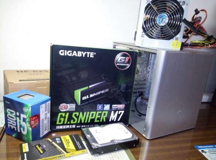 技嘉(GIGABYTE)G1.Sniper M7主板 (Intel B150/LGA 1151) 晒单图