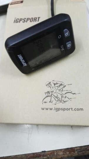iGS216自行车GPS码表 蓝牙APP中文无线防水支持速度踏频心率夜光骑行装备 GIS216+心率带+踏频感应器 晒单图