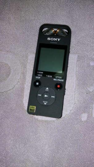 索尼(SONY)录音笔ICD-SX2000 16GB 黑色 支持专业无损音乐播放 高解析度三向双麦克风 适用学习商务会议 晒单图