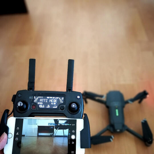 【现货顺丰】大疆DJI 御Mavic Pro迷你可折叠4K智能航拍无人机 自拍神器 大疆 御Mavic Pro电池-充电宝转换器 晒单图