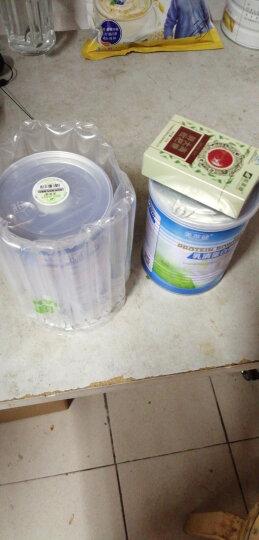 美莱健乳清蛋白质粉 健身健肌 增肌增重蛋白粉 1600g(含900g送350g*2+维B+礼袋) 晒单图