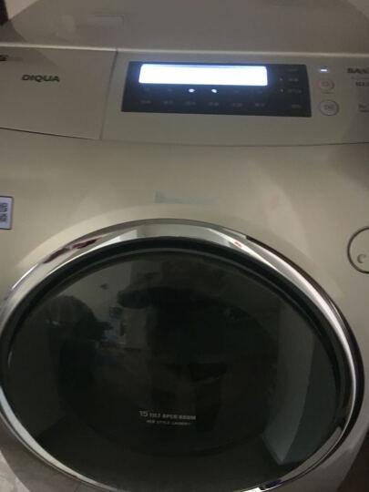 三洋(SANYO)DG-L100588BHCI 10公斤全自动DD变频洗烘一体滚筒洗衣机 晒单图