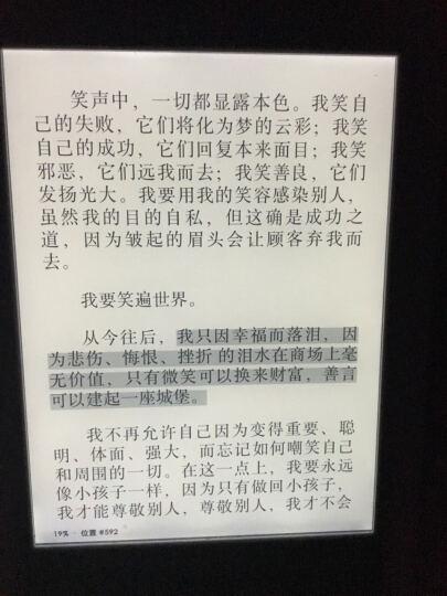 蒙奇奇(monqiqi) 【次日送达】蒙奇奇kindle保护套亚马逊paperwhite电子书适配4 神奈川冲浪 558版Kindle (咪咕版) 晒单图