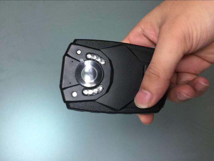 执法先锋 S60 高清夜视执法记录仪视音频记录仪随身现场便携摄像机无线遥控或GPS定位 标准版64G 晒单图