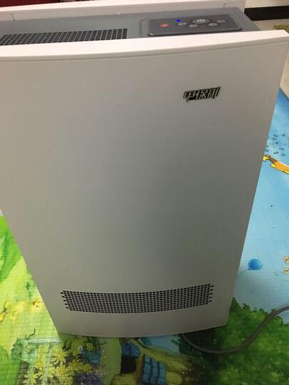 甲保御除甲醛空气净化器室内空气净化器净化PM2.5除雾霾空气净化器  晒单图