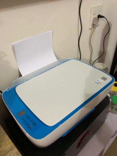 惠普(HP)3638 无线彩色喷墨照片打印机家用打印复印扫描一体机A4超3776/3777/3778 套餐二(改装可加墨1套,单次各约300页) 晒单图