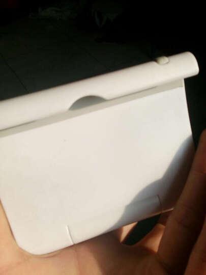 第九元素手机通用支架神器桌面看电视看电影iPad平板苹果iPhone6/7plus多功能带镜子支架 白色 晒单图