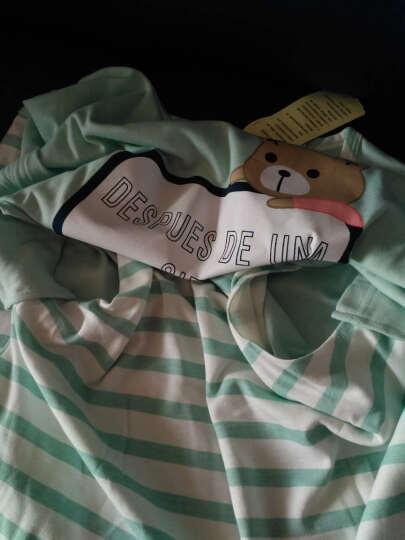 【2套减10】尚洛特春装月子服纯棉哺乳套装夏季薄款孕妇睡衣产妇喂奶衣服春秋外出月子装 菠萝 XL码 125-140斤 晒单图