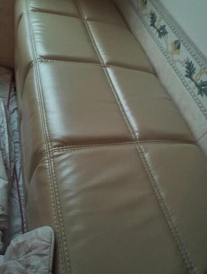 多缘佰兰 榻榻米床 皮床 时尚创意小户型储物婚床 白色双人软床. 榻榻米床+环保椰棕床垫 1800*2000 晒单图