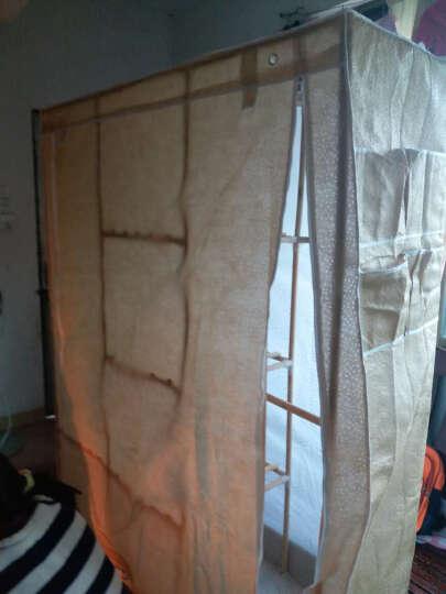 木棍式衣柜结构图