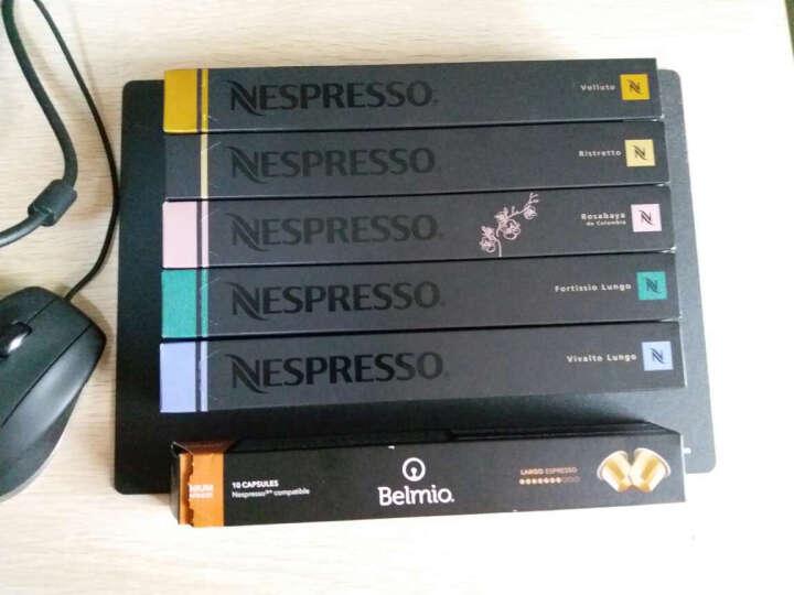 WACACO Minipresso意式便携式咖啡机 迷你手动咖啡机套装家用户外咖啡机 雀巢Nes胶囊版送胶囊 晒单图