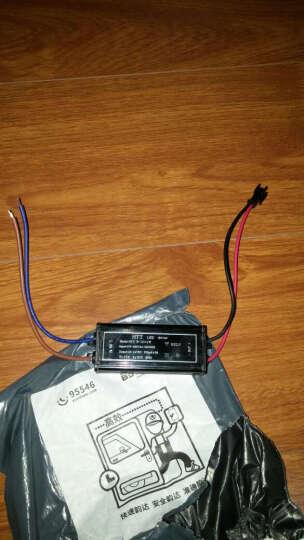 led驱动电源恒流吸顶外置变压器筒灯射灯3 5 7 12 18x1w驱动LED灯电子镇流器 蓝色品质款20W(10串2并)600mA 晒单图