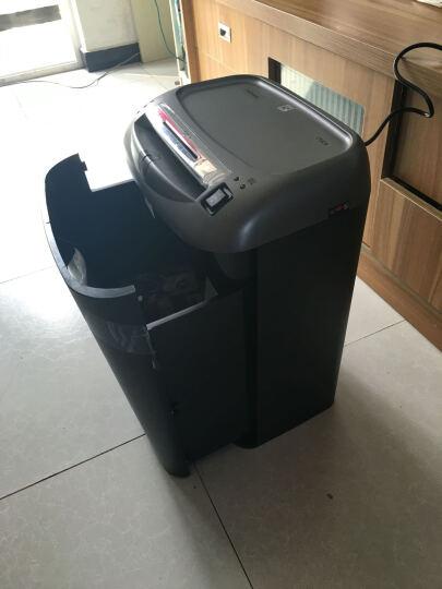 范罗士(Fellowes)75Cs碎纸机办公家用大容量超静音 黑色 晒单图