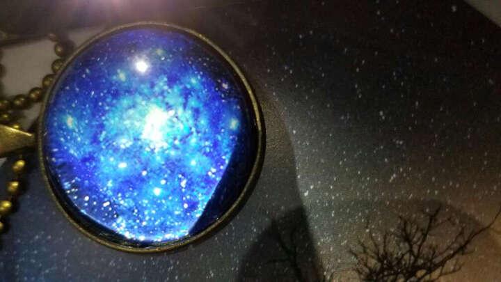追星81天·星云项链:追星81天+星空系列项链 晒单图