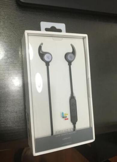 【自营配送】乐视(Letv)原装无线运动蓝牙耳机 入耳式 立体声蓝牙4.1 小米华为三星 蓝色 晒单图