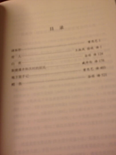 文学名著:地下室手记/陀思妥耶夫斯基中篇小说选 晒单图