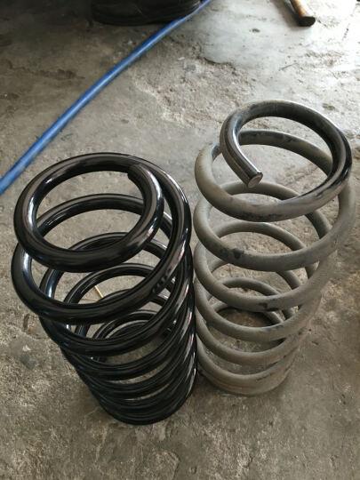 KYB减震器弹簧 上海大众 帕萨特 领驭 前减震器弹簧一对(2只) 厂商直送 晒单图