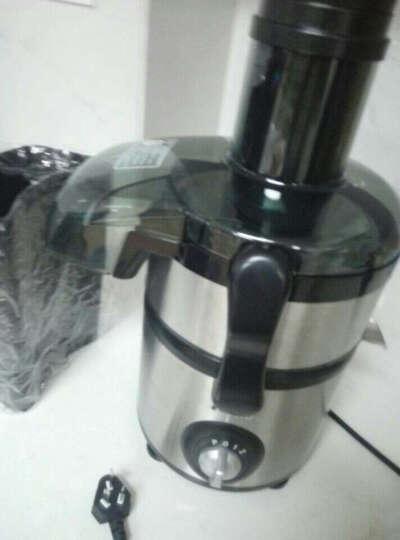 慕达(Mond.uk)榨汁机商用料理机搅拌多功能原汁机果汁机 MDJ20 800W功率 LED显示 9档变速 晒单图