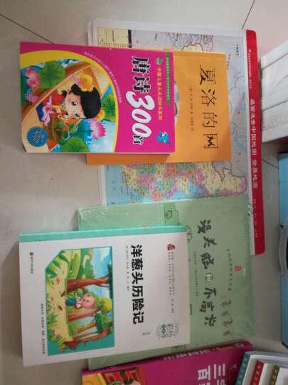 晨风童书 中国儿童天天读好书系列 唐诗300首 国学启蒙  晒单图