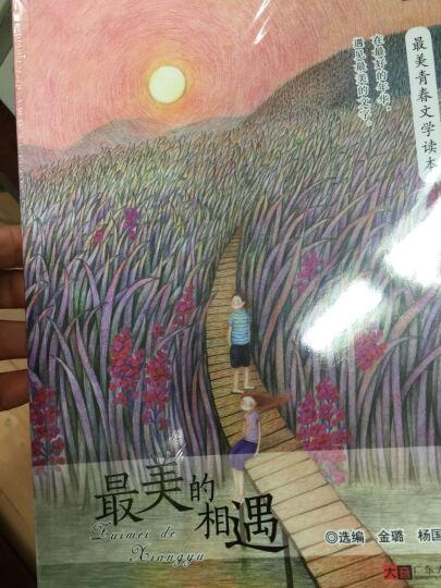 最美的相遇--最美青春文学读本系列(1书+1CD) 晒单图