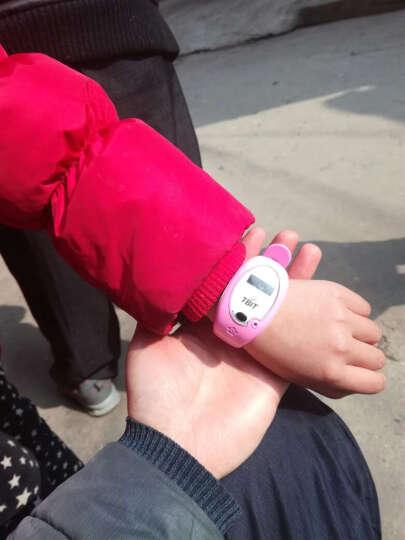 泰比特开咪2代儿童智能手表儿童定位电话手表插卡学生防水通话手表 PT02C-GPS版-蓝色 晒单图