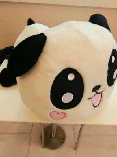 可爱大号趴趴熊猫公仔抱枕大熊猫毛绒玩具布娃娃抱