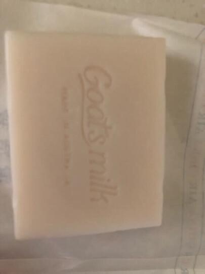 乡间生活 COUNTRY LIFE澳洲进口麦卢卡蜂蜜山羊奶香皂(婴幼孕妇老人洗澡洗脸润肤香皂)100g盒装全家适用 晒单图