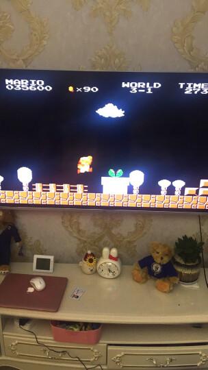 小霸王游戏机G60智能家用体感游戏机高清4K电视游戏双手柄电玩街机经典红白机 G60标配(包含有线手柄2个)+上万款免费游戏下载 晒单图
