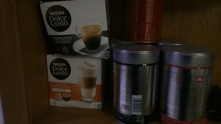 雀巢多趣酷思(Nescafe Dolce Gusto)胶囊咖啡机 商用 全自动 咖啡壶 大水箱 易清洗  Melody 银色 晒单图