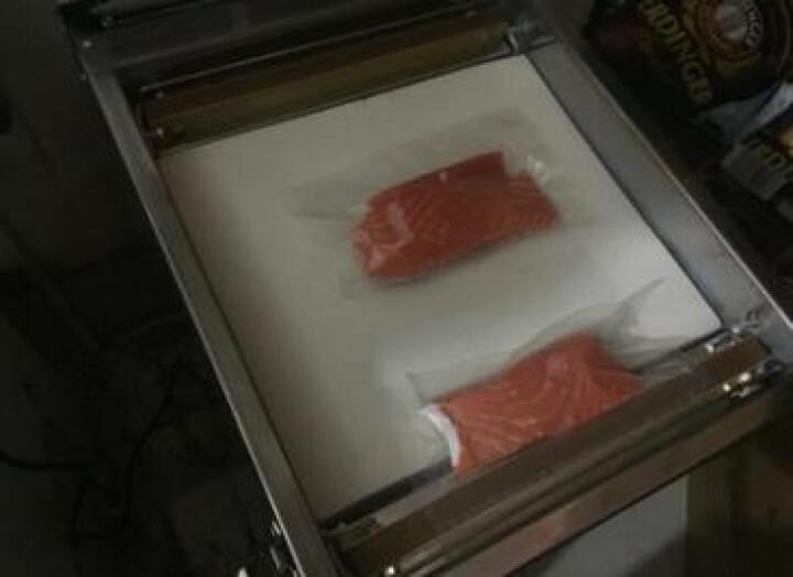 瑞相包装(RUIXIANGBAOZHUAGN) 家用食品熟食抽真空包装机塑料袋封口保鲜机 封口袋10个 晒单图