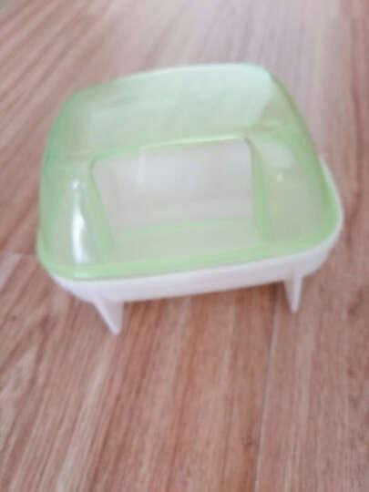 jolly仓鼠浴室 浴沙房 浴缸 厕所 桑拿房 沙铲 仓鼠用品 金丝熊窝 大号 桑拿房 晒单图