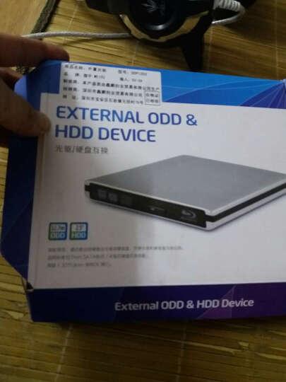 微宇 外置DVD光驱USB3.0 DVD刻录机移动光驱台式机笔记本一体机通用 粉红色 晒单图