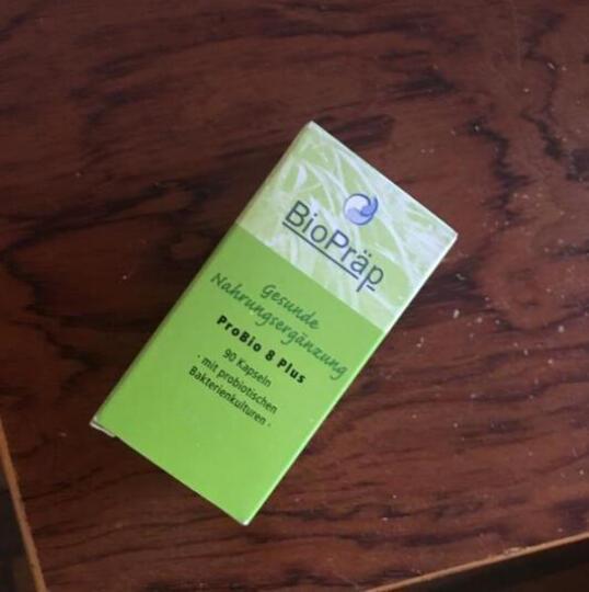 BioPraep 德国益生菌胶囊粉儿童孕妇老人调节肠道菌群 益生菌粉 晒单图