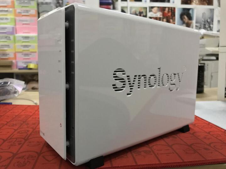 群晖(Synology)DS216+II 2盘位 NAS网络存储服务器 (无内置硬盘) 晒单图