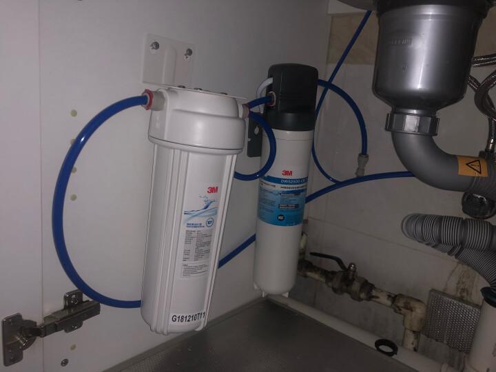 3M 净享DWS 2500 CN型家用净水器0废水直饮矿物质2.4升大流量净水机 晒单图