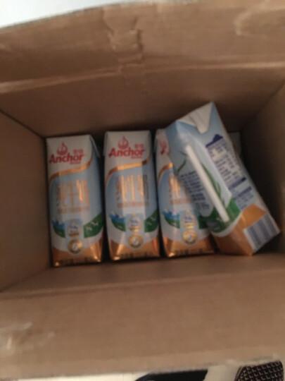 安佳牛奶 纯牛奶进口 全脂牛奶250ml*30盒 晒单图