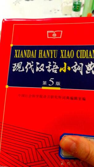 现代汉语小词典(第5版) 晒单图